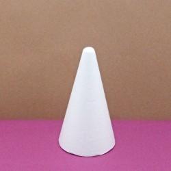 Polystyrénový kužel 7x12,5cm