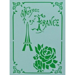 Šablona - Voyage en France
