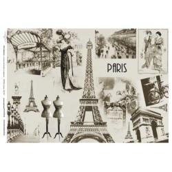 Papír rýžový A4 Paris historie
