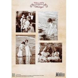 Nellie Vintage A4 - pláž