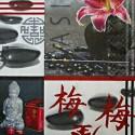 Japonské a čínské motivy