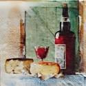 Víno a barové motivy