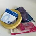 Lepící pásky a čtverečky