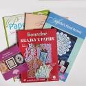 KNIHY, časopisy, DVD