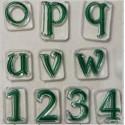 Písmena a čísla