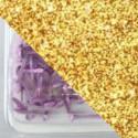 Vyšívací nitě a glittery