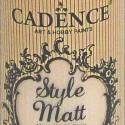 Style Matt Cadence