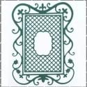 Krajkové a filigránové šablony