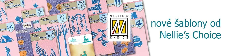 Nové šablony Nellie's Choice